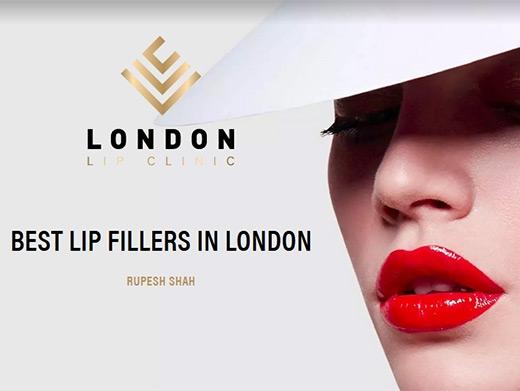 https://www.londonlipclinic.co.uk/ website